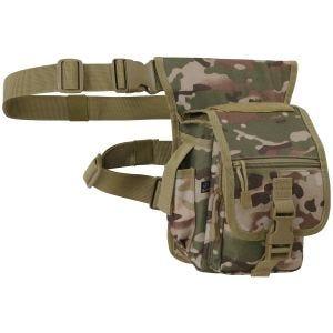 Bolsa de pierna Brandit en Tactical Camo