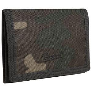 Brandit Wallet Three Dark Camo