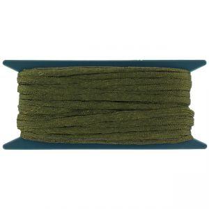Cuerda Highlander Utility de 4 mm x 15 m en verde oliva