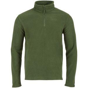 Forro polar Highlander Ember en verde oliva