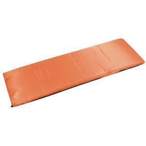 Esterilla térmica autohinchable Explorer en naranja de 200 x 66 x 10cm