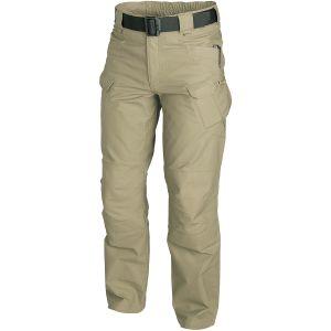 Pantalones Helikon UTP de Ripstop en caqui