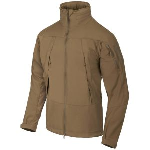 Chaqueta Helikon Blizzard con StormStretch en Mud Brown