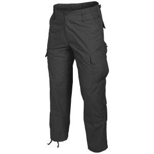 Pantalones Helikon CPU en negro