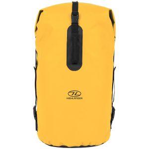 Saco marinero Highlander Troon Drybag de 70l en amarillo