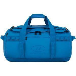 Bolsa de viaje Highlander Storm de 30l en azul