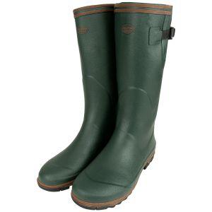 Botas Wellington Jack Pyke Shires en verde