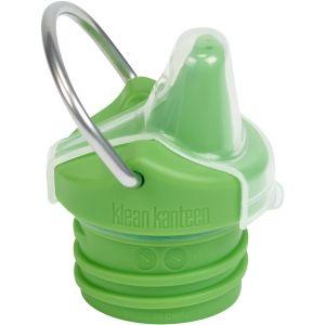Tapa con tetina Kid Kanteen en verde