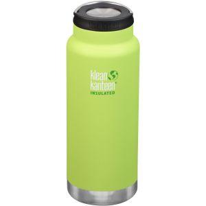 Botella térmica Klean Kanteen TKWide con tapón con agujero de 946ml en Juicy Pear
