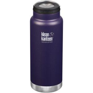 Botella térmica Klean Kanteen TKWide con tapón con agujero de 946ml en Kalamata