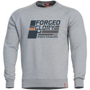 Suéter Pentagon Hawk Forged for Glory en Melange