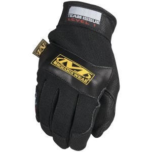 Mechanix Wear Team Issue Carbon-X Gloves Level-1 Black