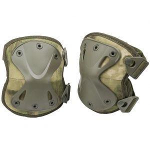 Protectores de rodilla Mil-Tec en MIL-TACS FG