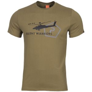 Camiseta Pentagon Ageron Helicopter en Coyote