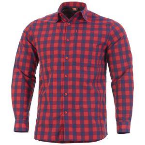 Camisa táctica Pentagon QT en Red Checks