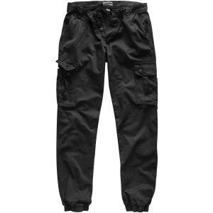 Pantalones Surplus Bad Boys en negro
