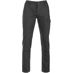 Pantalones de Ripstop Teesar US BDU SlimFit en negro