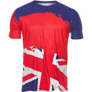 Camiseta de manga corta Tervel Sportline Reino Unido 1