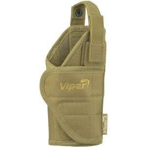 Funda para pistola modular ajustable Viper en Coyote