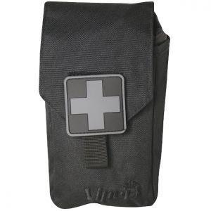Set de primeros auxilios Viper en negro