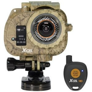 Camera Xcel HD Hunting Edition en Carbon