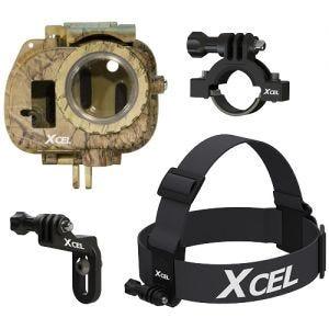 Kit de accesorios de caza para cámara HD Xcel