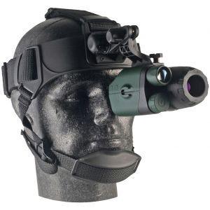 Kit monocular de visión nocturna y soporte para cabeza Yukon Advanced Optics NVMT Spartan 1x24