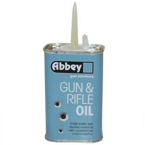 Aceite Abbey para pistolas y fusiles 125 ml