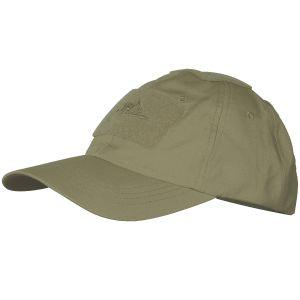 Gorra de béisbol Helikon Tactical en Olive Green