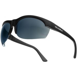 Gafas Bolle Super Nylsun III con lentes ahumadas y montura en negro