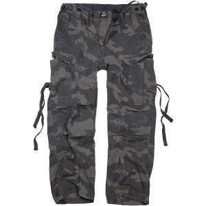 Pantalones Brandit M-65 Vintage en Dark Camo