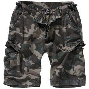 Pantalones cortos Brandit BDU en Dark Camo