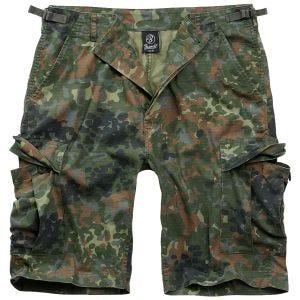 Pantalones cortos Brandit BDU en Flecktarn