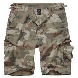 Pantalones cortos Brandit BDU en Light Woodland