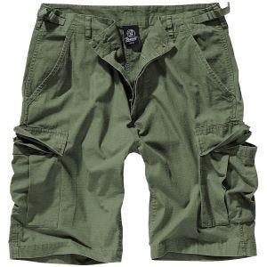 Pantalones cortos Brandit BDU en Olive