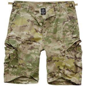 Pantalones cortos Brandit BDU en Tactical Camo