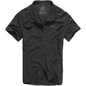 Camisa Brandit Roadstar en negro