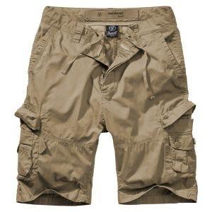 Pantalones cortos Brandit Ty en Camel