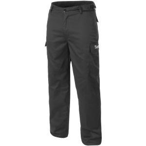 Pantalones Brandit Security Ranger en negro
