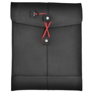 Funda Civilian PadManila para iPad de cuero en negro