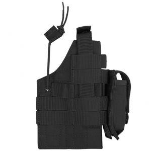 Funda ambidextra para pistola Condor 1911 en negro