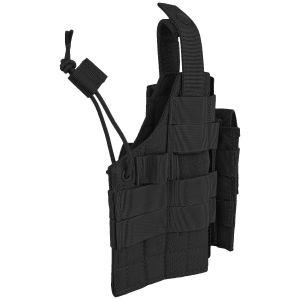 Funda ambidextra para pistola Condor Beretta en negro