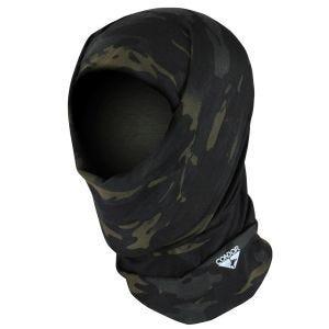 Pañuelo para la cabeza multiusos Condor en MultiCam Black