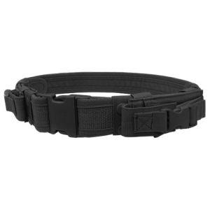 Cinturón táctico Condor en negro