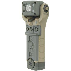 Linterna con cabezal giratorio Energizer Hard Case Tactical Bravo en Sand