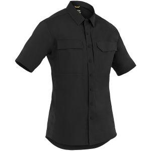 Camiseta táctica de manga corta para hombre First Tactical Specialist BDU en negro