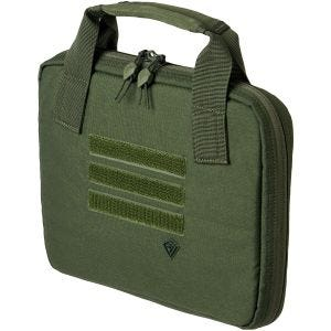 Funda grande para pistola First Tactical en OD Green