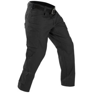 Pantalones para hombre First Tactical Defender en negro