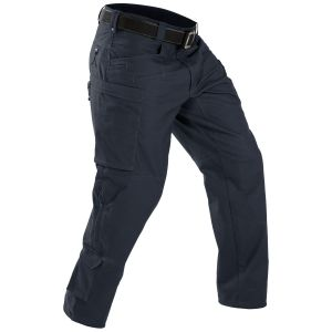 Pantalones para hombre First Tactical Defender en Midnight Navy
