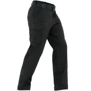 Pantalones tácticos para hombre First Tactical Tactix BDU en negro